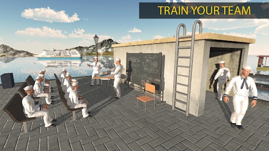 Cruise Ship Driving Training Academy Android Apps On Google Play - Cruise ship building games
