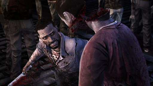 The Walking Dead: Season One screenshot 23