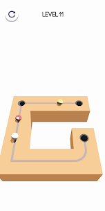 Marble hit 3D – Pool ball hyper casual game 3