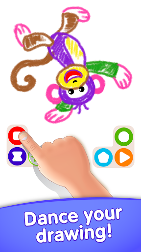 Learning Kids Painting App! Toddler Coloring Apps  screenshots EasyGameCheats.pro 4