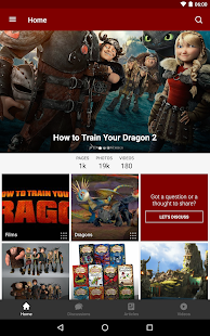 Fandom: Train Your Dragon- screenshot thumbnail