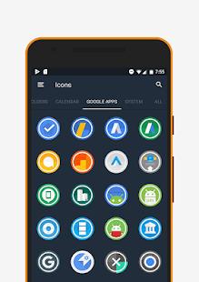 Iris UI - Icon Pack - náhled