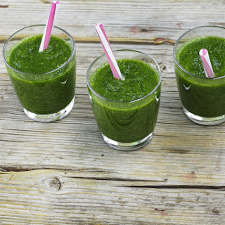 Green Juice for Flat Belly Recipe