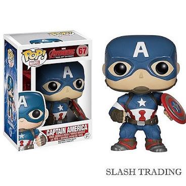 著名模型系列 外國大熱的著名模型品牌 ⚡️Funko Pop Captain America ⚡️復仇者聯盟2電影版系列:美國隊長 ⚡️100%正版正貨 🎁特價:$158,兩件$299可混款 🎁本店亦有代購服務,如喜歡其他Funko Pop模型,可以前往www.funko.com查看 📲如有任何查詢,請whatsapp 54055769 📲可為你提供專業的產品查詢及代購服務  #funko#funkohk#funkopop#模型#禮品#禮物#男朋友#女朋友#聖誕禮物#聖誕#擺設#卡通#蝙蝠俠#batman#代購#funko代購#復仇者聯盟#avengers#美國隊長