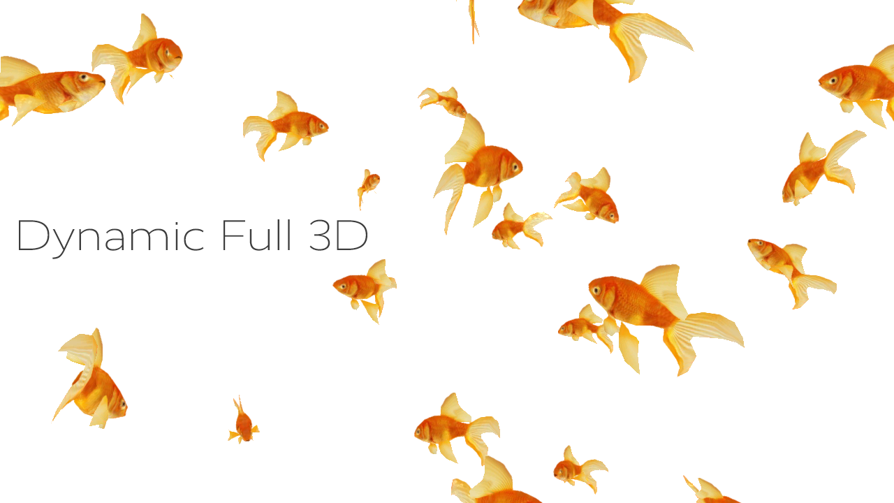 Golden Fish Go Global Panci Stpc0224 Flying Gold Real Live Wallpaper Android Apps On Play