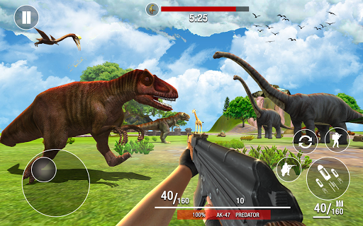 Dinosaurs Hunter Wild Jungle Animals Safari 2.7 screenshots 2