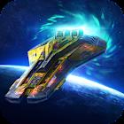 Deep Raid: Batailles spatiales RPG Idle icon