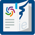 My IE Library Account icon