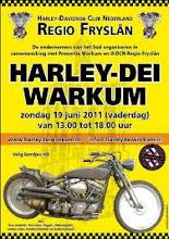 Photo: Harley-Dei Workum 2011