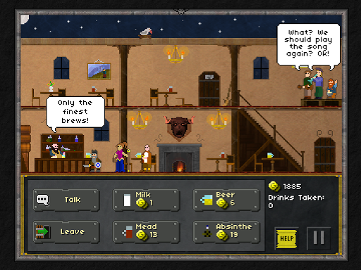 Pixel Heroes: Byte & Magic - screenshot