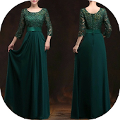 Latest Evening Long Dresses