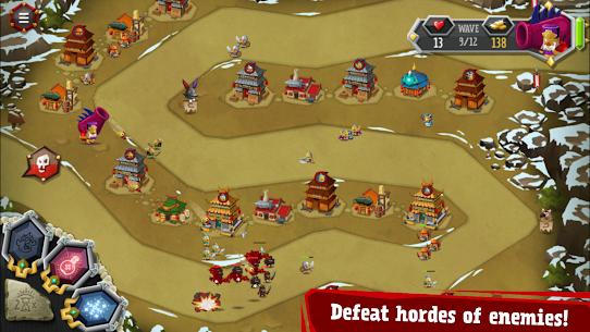 Tower Dwellers: Royal Defense 1.0 Mod APK (Unlimited) 2