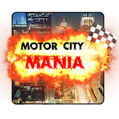 Motor City Mania:Endless Racer