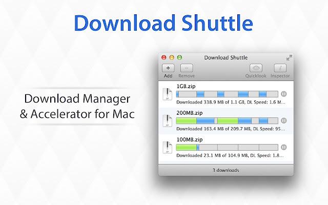 Download Shuttle for Google Chrome™