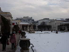 Photo: Salzburg, Mirabellgarten