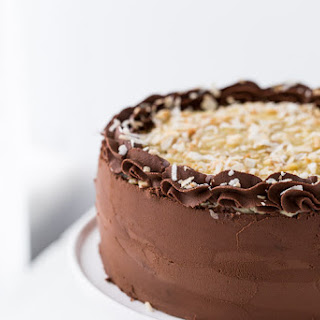 German Chocolate Cake