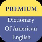 Premium Dictionary Of American English icon