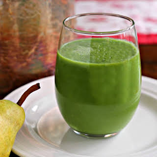 Refreshing Green Smoothie.