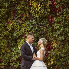 Wedding photographer Tomasz Grundkowski (tomaszgrundkows). Photo of 07.01.2019