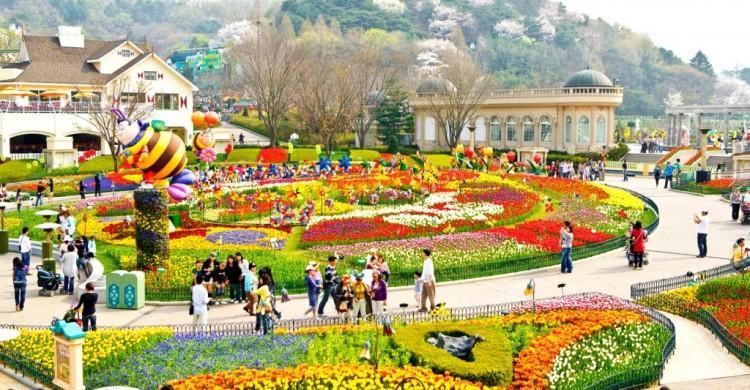 Seoul everland