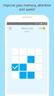 Memory games - Brain training- screenshot thumbnail