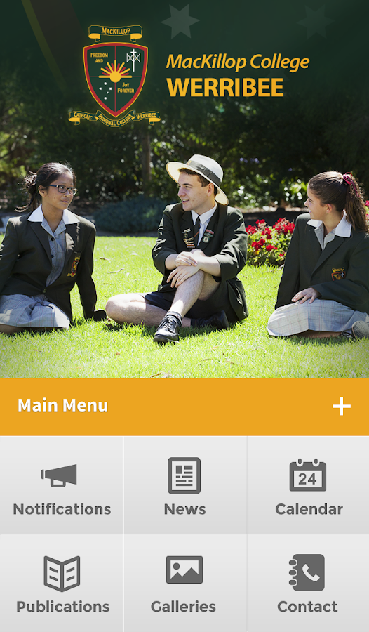 MacKillop College, Werribee- screenshot