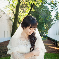 Wedding photographer Natalya Zhimaeva (sineglazcka). Photo of 12.11.2015