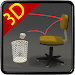 3D Paperball icon