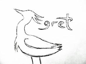 Photo: Eve Rowland -  E for Egret