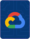 Google Cloud 徽标