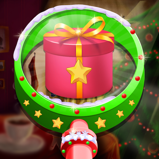 Christmas Mystery Hidden Object Icon