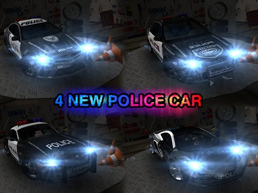 Police Hot Pursuit  captures d'u00e9cran 1