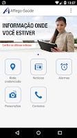 Screenshot of Affego-Saúde