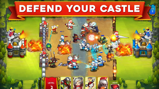 King Rivals: War clash PvP RTS multiplayer game download 2
