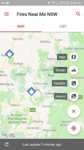 Fires Near Me NSW screenshot 4