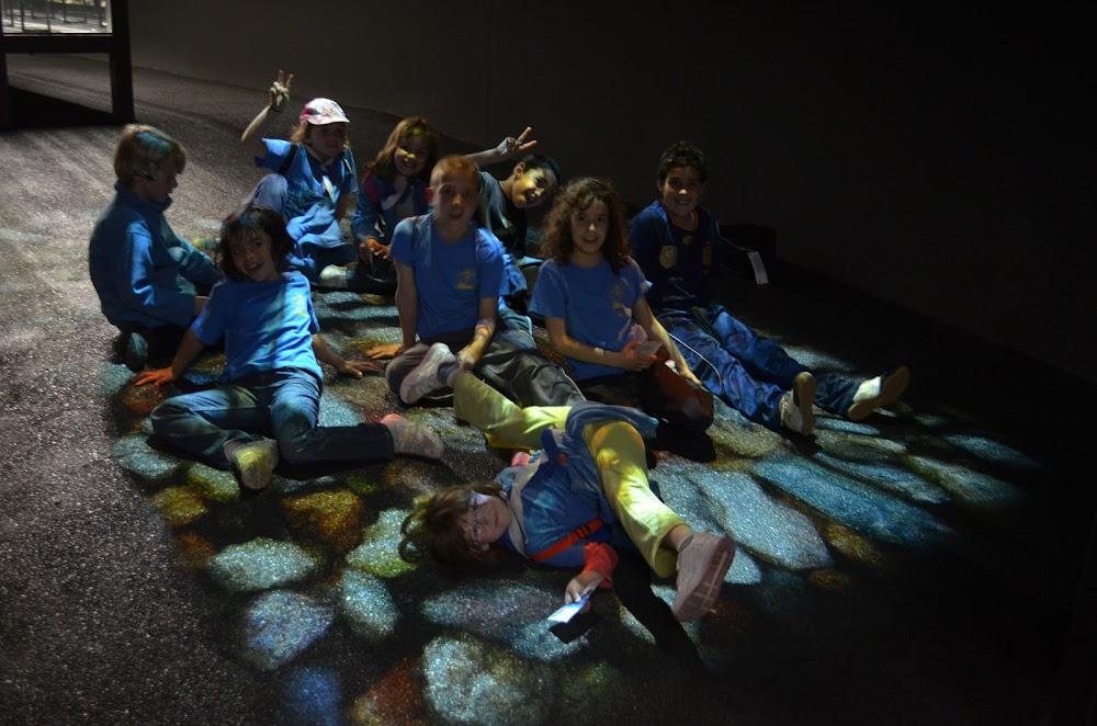 Excursió CaixaForum 2012