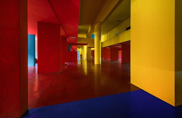 Architettura in tre colori di Alexx70