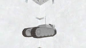 軽戦車 Light tank 主砲なし