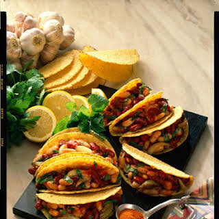 Easy Bean Tacos.