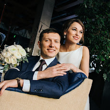 Wedding photographer Andrey Kapralov (andrewkapralov). Photo of 09.02.2017