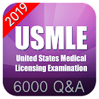 United States Medical Licensing Examination USMLE icon