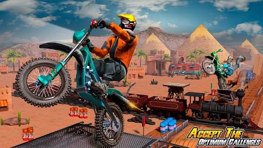 Bike Stunt 2 New Motorcycle Game MOD (Unlimited Money) 2