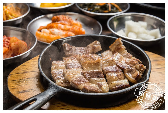 槿韓食堂烤豬五花