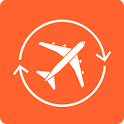 Cheap Flights Search & Airline Low Cost Tickets icon