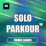 Solo Parkour 3D Free Icon