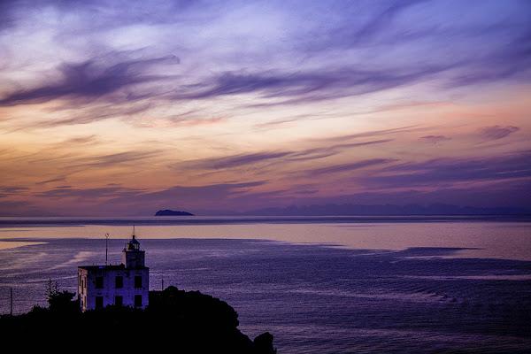 I colori dell tramonto  di alisea