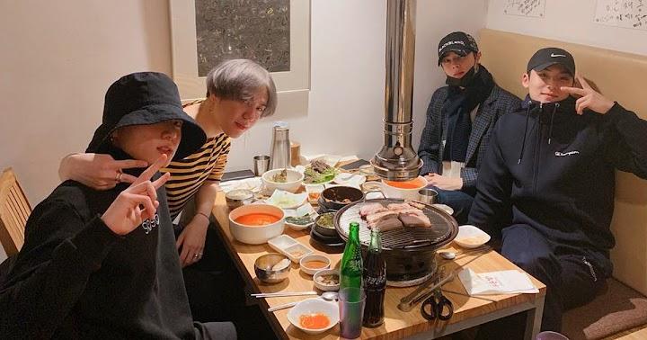 Jungkook, Yugyeom, Mingyu And Cha Eunwoo Posts New Photos Proving