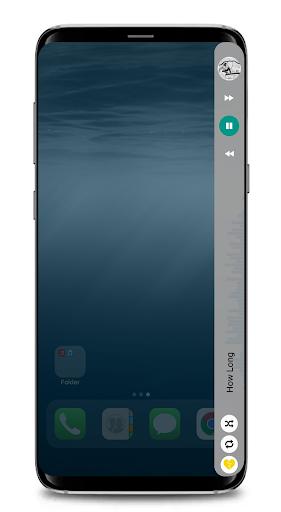 Music player S10 EDGE Galaxy 1.0701 screenshots 2