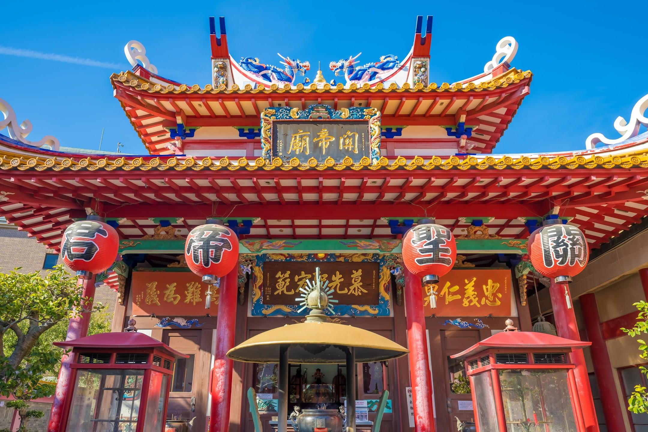 神戸 関帝廟3