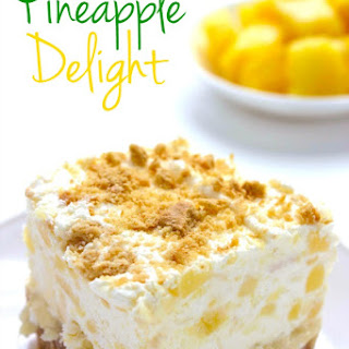 Pineapple Delight.